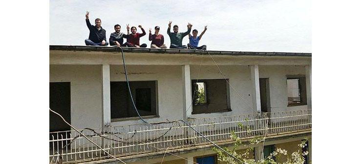Kamp Armen'de ikinci büyük buluşma bu haftasonu