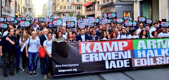Kamp Armen Dayanışması'ndan açıklama: Tapu hâlâ iade edilmedi