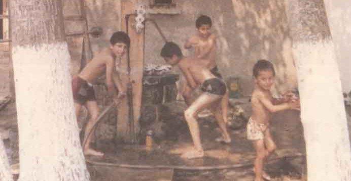 Kamp Armen'in özgür çocukları