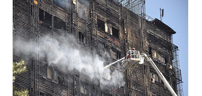 Azerbaycan'da düzenlenecek Avrupa Oyunları'nın yetkilisi, ölümcül yangının ardından istifa etti