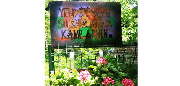 Kamp Armen için yürüyüş çağrısı