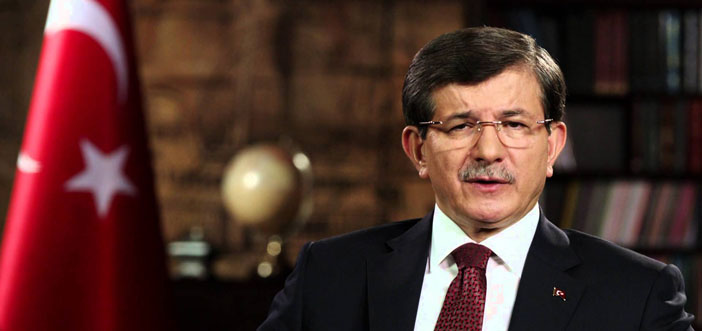 Davutoğlu's transformation: From 'The Diaspora is our Diaspora' to 'Those who claim a right over our lands'