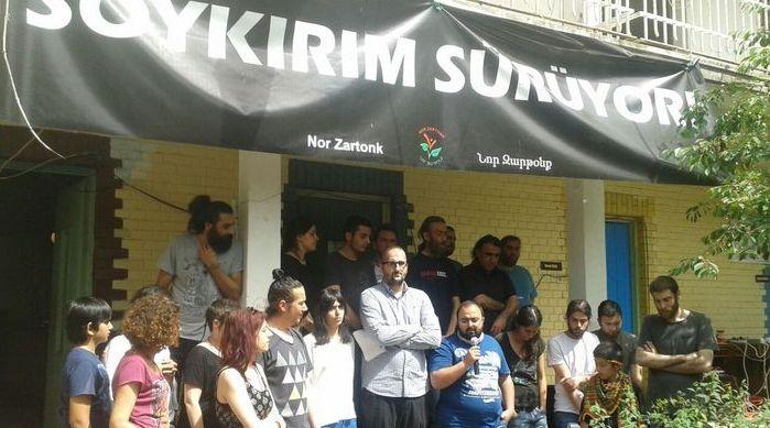 Kamp Armen Dayanışması: Kamp Ermeni hakına iade edilsin