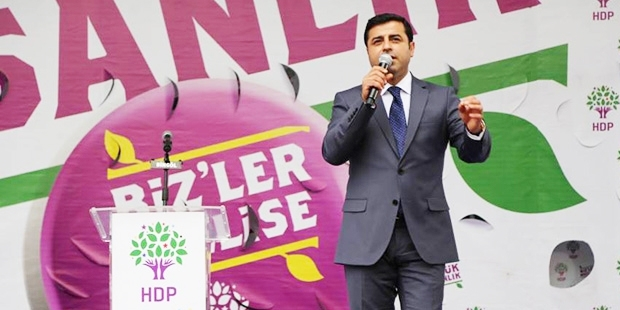 Demirtaş: Our one and only answer to provocations is peace