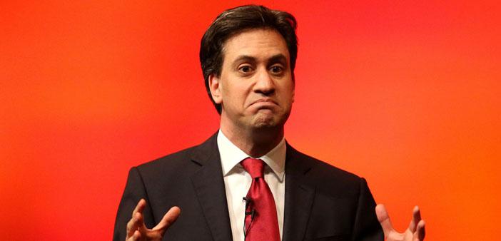 İşçi Partisi lideri Ed Miliband istifa etti