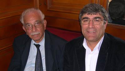 Hrant Güzelyan ve Hrant Dink