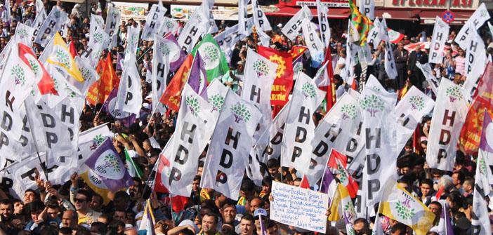 Doğruluk payı en yüksek parti HDP