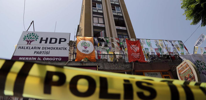 HDP: The President and the government are responsible of the attack