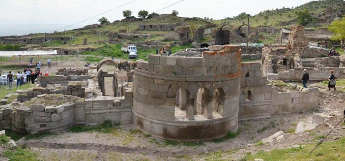 Karaman'daki kiliseler gün yüzüne çıkıyor
