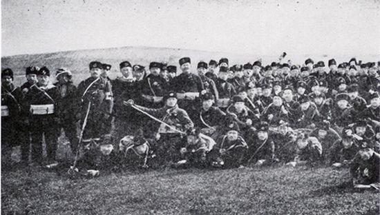 İki soykırımın şahidi Eskişehirli Ermeni asker