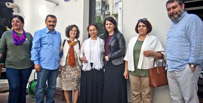 Buldan: AKP ile kanımız uyuşmuyor