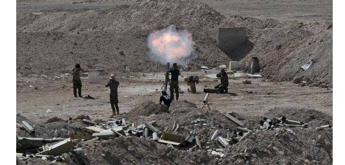 Ramadi ve Palmyra'nın düşüşü, koalisyonun en ağır yenilgisi