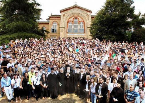 Atina'ya cami yolda, gözler Ruhban Okulu'nda
