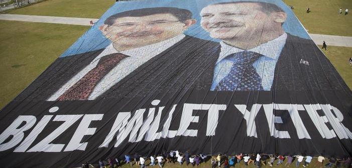 Menderes Çınar: AKP'ye rağmen demokrasi umudu hâlâ diri