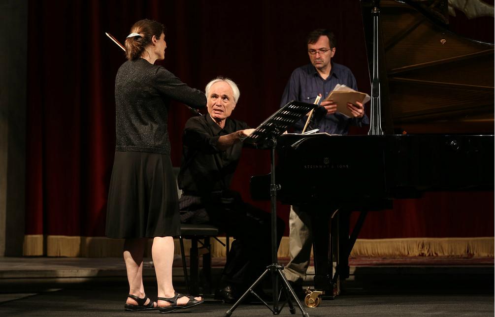Kim Kaskashian, Tigran Mansuryan ve Peter Nagy