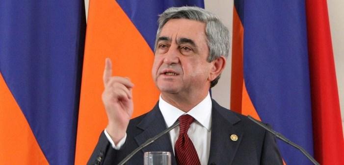 'Voç Talani' hareketi Sarkisyan'ın önerisini inandırıcı bulmadı