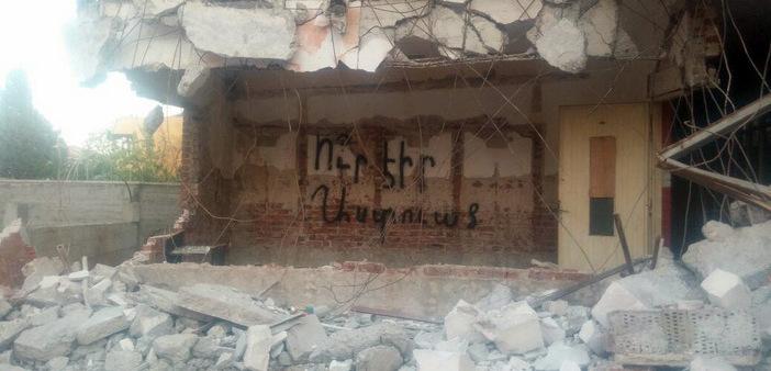Kamp Armen'de bekleyiş ve direniş sürüyor