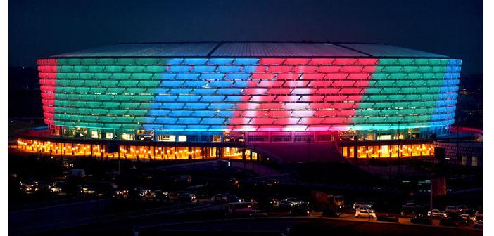 Bakü'de tartışmalı Avrupa Oyunları
