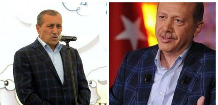 Erdoğan'ın kareli ceketi Ermenistan'da!
