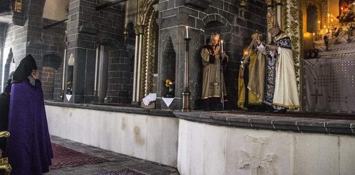 Mardin Ermenilerinin Kerabaydzar Zekiyan'la buluşma heyecanı