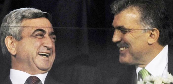 Gül, Dışişleri, Genelkurmay ve Erdoğan'a rağmen Yerevan'a gitti