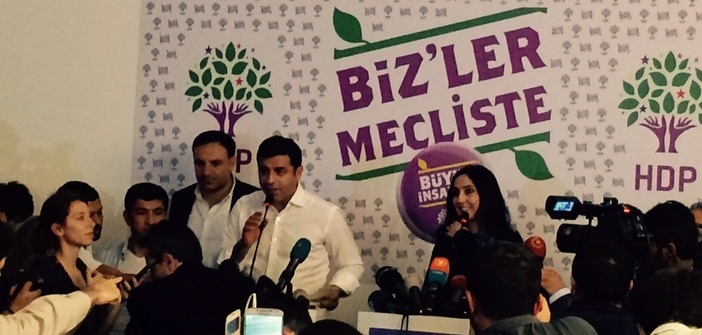 """HDP is now truly a party of the whole of Turkey"""