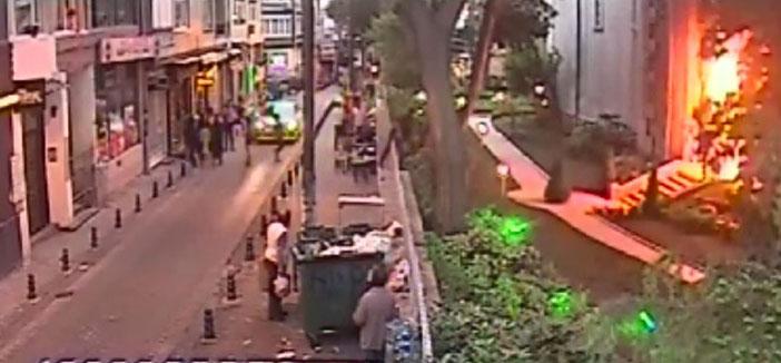İstanbullu Rumların Evrensel Federasyonu'ndan kilise saldırısıyla ilgili çağrı