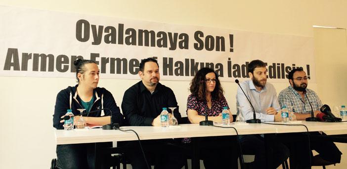 Nor Zartonk, Kamp Armen sürecinin muhataplarına soruyor: Neden hala iade edilmedi?