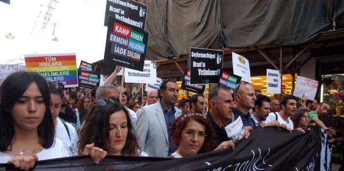 Kamp Armen'de belirsizlik sürüyor