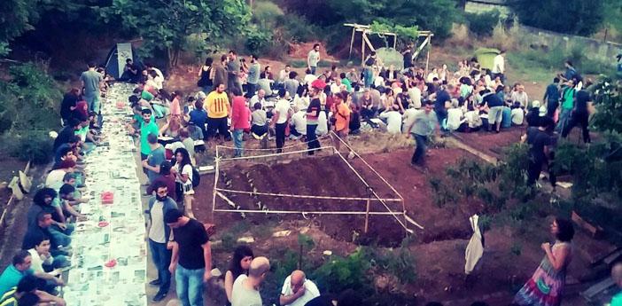 Sevgi Sofrası ve Yeryüzü Sofrası Kamp Armen'de buluştu