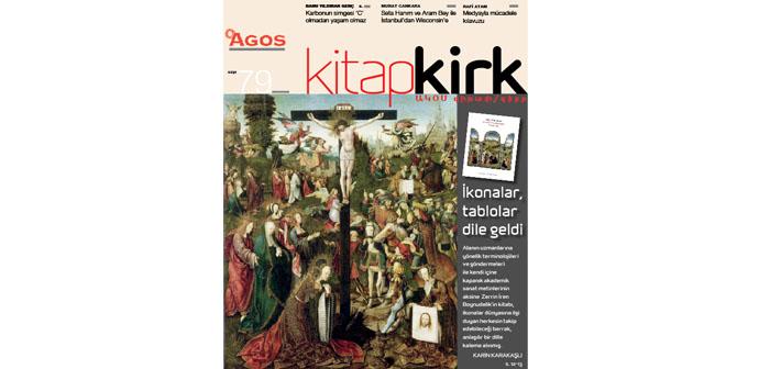 KİTAP / ԳԻՐՔ Haziran 2015: İkonalar, tablolar dile geldi