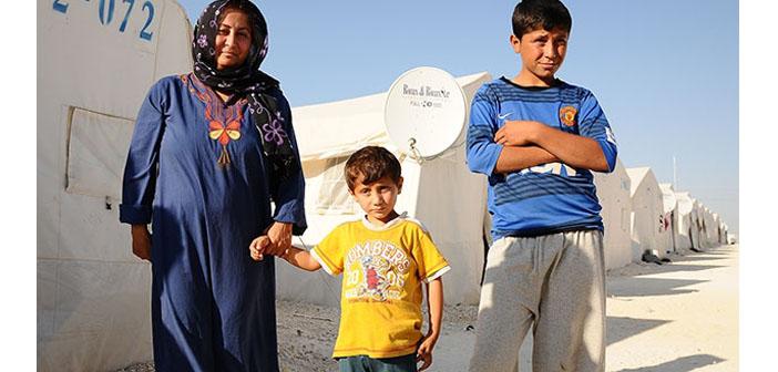 Kobani'den kaçan Ermeni aileler: Orası artık bizim vatanımız değil