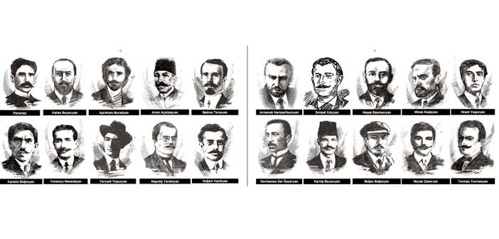 20 Ermeni sosyalistin darağacı yolu