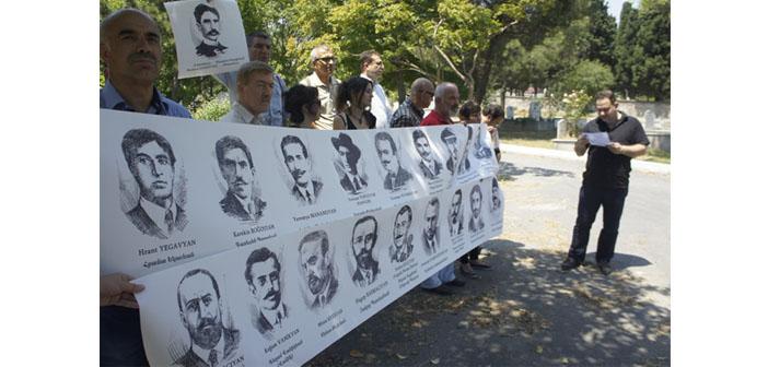 '20'ler' idamlarının 100. yılında anılıyor