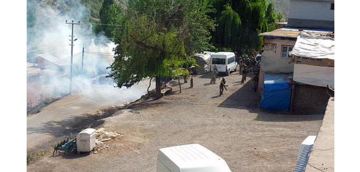 Roboski'de asker saldırısı