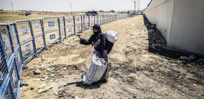 Tel Abyad'da geri dönüşler başladı