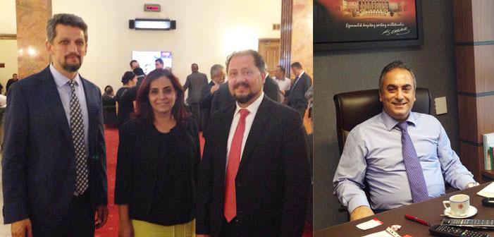 Ermeni vekillerle meclis kulisinde bir gün