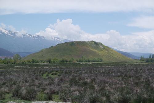 Erzincan - Altıntepe. Büyük olasılıkla Strabon'un bahsettiği Akilisene. Burada 'Altın Ana' heykelinin bulunduğu Anahit Tapınağı yer alıyordu.