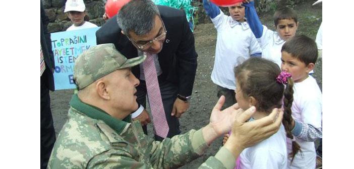Malazgirt Garnizon Komutanı silahlı saldırıda hayatını kaybetti
