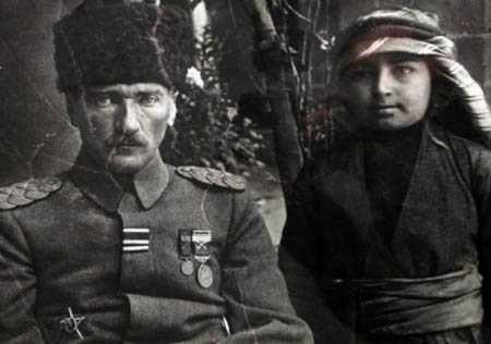 Mustafa Kemal ve Abdürrahim Tuncak