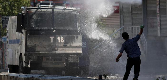 İHD'den bir haftanın bilançosu: 41 kişi öldü, 1034 kişi gözaltına alındı