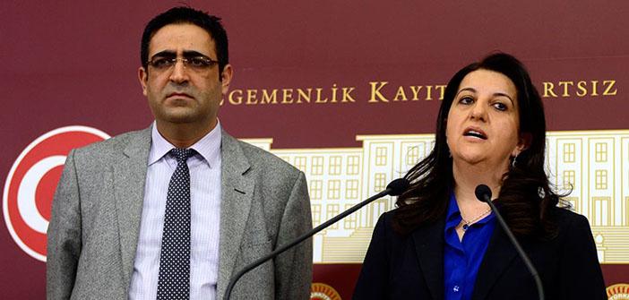 HDP Grup Başkanvekilleri: Hesap sorma değil, hesap verme durumundasınız