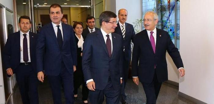 Koalisyon görüşmelerine katılacak CHP heyeti belirlendi