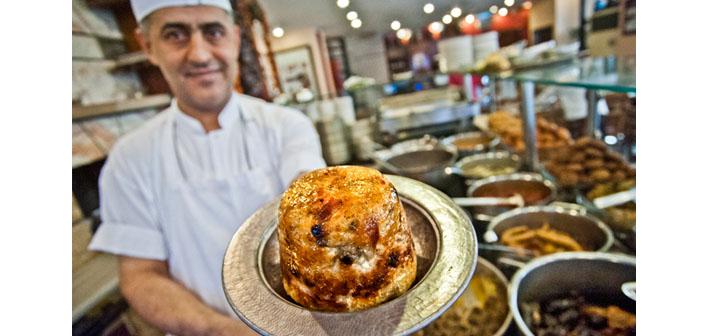 Yemeğin terbiyesi kültüründe saklı