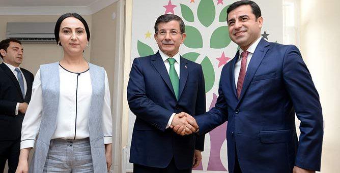 AKP-HDP görüşmesi sona erdi