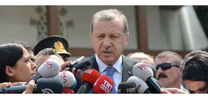 Erdoğan: Çözüm süreci mümkün değil, HDP yöneticilerinin bedel ödemesi gerekir