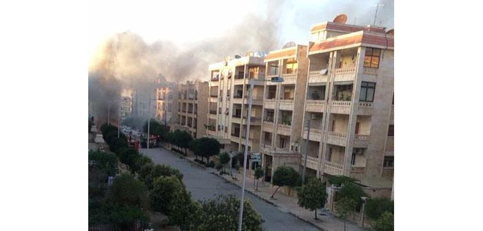 Cihatçı gruplardan Halep'e yeni saldırı