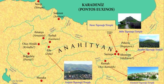 'Demir Çağı'nda Kapadokya'dan Doğu Anadolu'ya göç edenleri, Ermenilerin ataları olarak kabul edebiliriz'