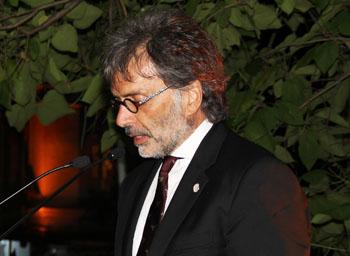 Türk Musevi Cemaati Başkanı İshak İbrahimzadeh