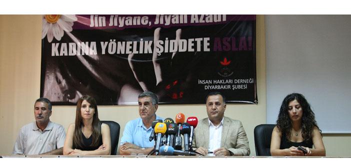 İHD Diyarbakır'dan 6 ayın bilançosu: 6 bin 912 hak ihlali